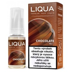 E-liquid - LIQUA Čokoláda 10ml 18mg