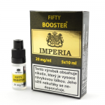 IMPERIA FIFTY BOOSTER CZ 5X10ML PG50-VG50 20MG