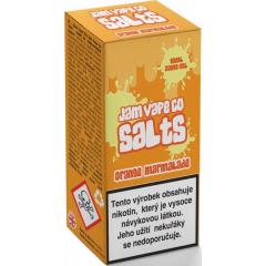 Juice Sauz SALT The Jam Vape Co Orange Marmalade 10 ml 20mg