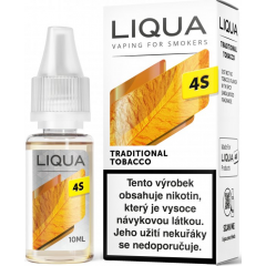 Ritchy Liqua 4S Traditional Tobacco 10 ml 20 mg