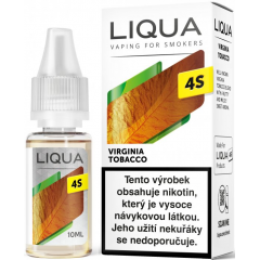 Ritchy Liqua 4S Virginia Tobacco 10 ml 20 mg