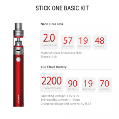 Stick One Basic sada - SMOK
